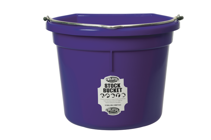 Buckets & Feed Pans