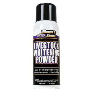 Livestock Whitening Powder