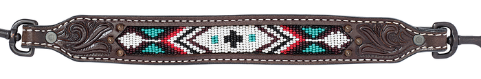 Beaded Goat Collar